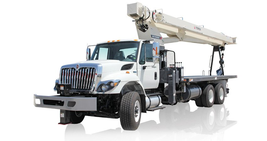 terex boom trucks BT 70100